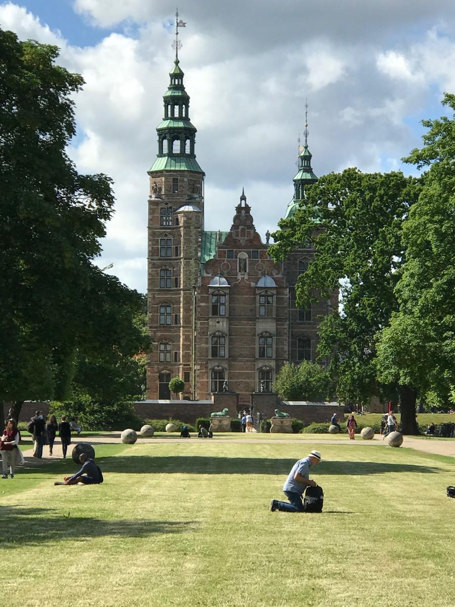 Parks in Kopenhagen