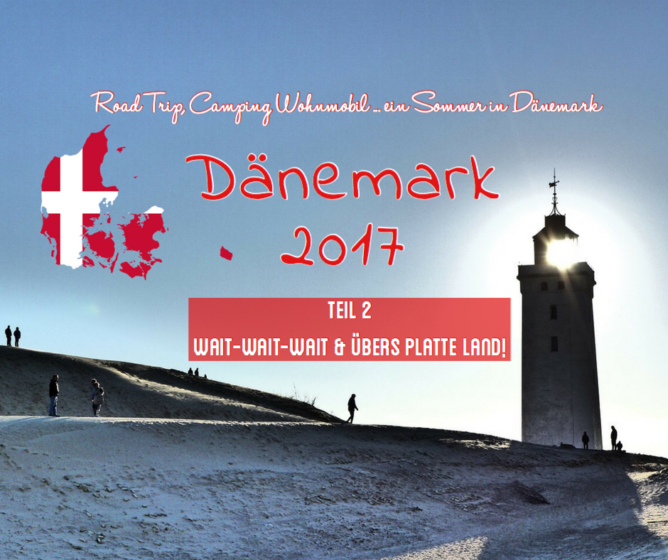 Teil 2 meines Road Trips, durchs platte Land von Dänemarks Mitte
