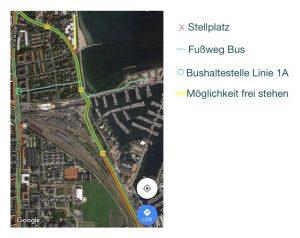 Wohnmobil Stellplätze in Kopenhagen