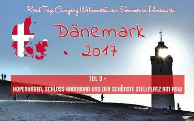 Tourbuch Dänemark SPEZIAL Teil 3 – Kopenhagen und der ADW