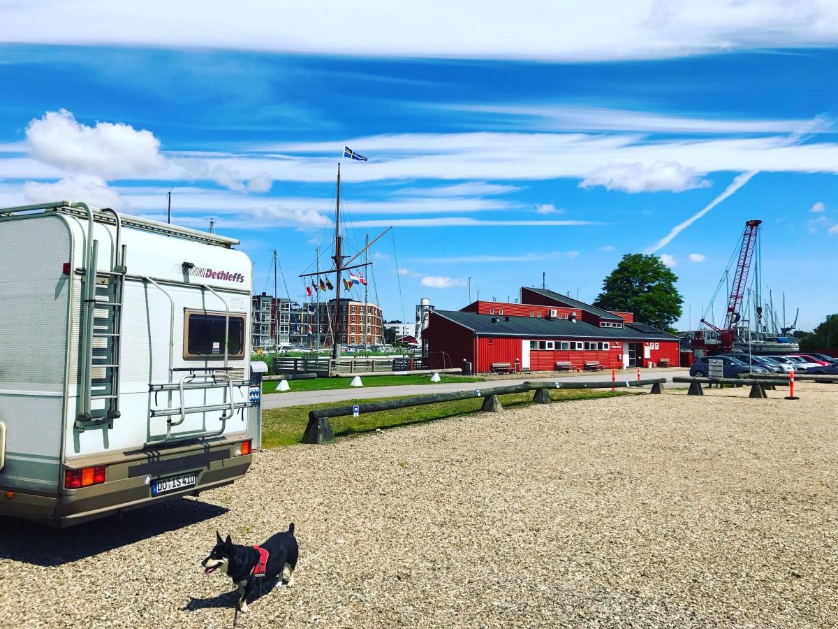 Mit dem Wohnmobil in Dänemark