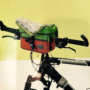 Fahrrad Tasche mit Kühlfach