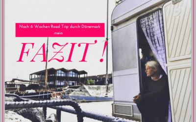 Mit dem Wohnmobil durch Dänemark, mein Fazit nach 6 Wochen