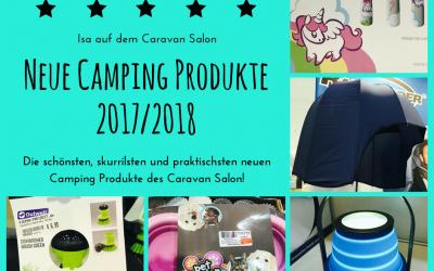 Die ausgefallensten und praktischsten Camping Produkte