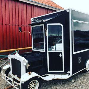der schönste Foodtruck meiner Dänemark Tour