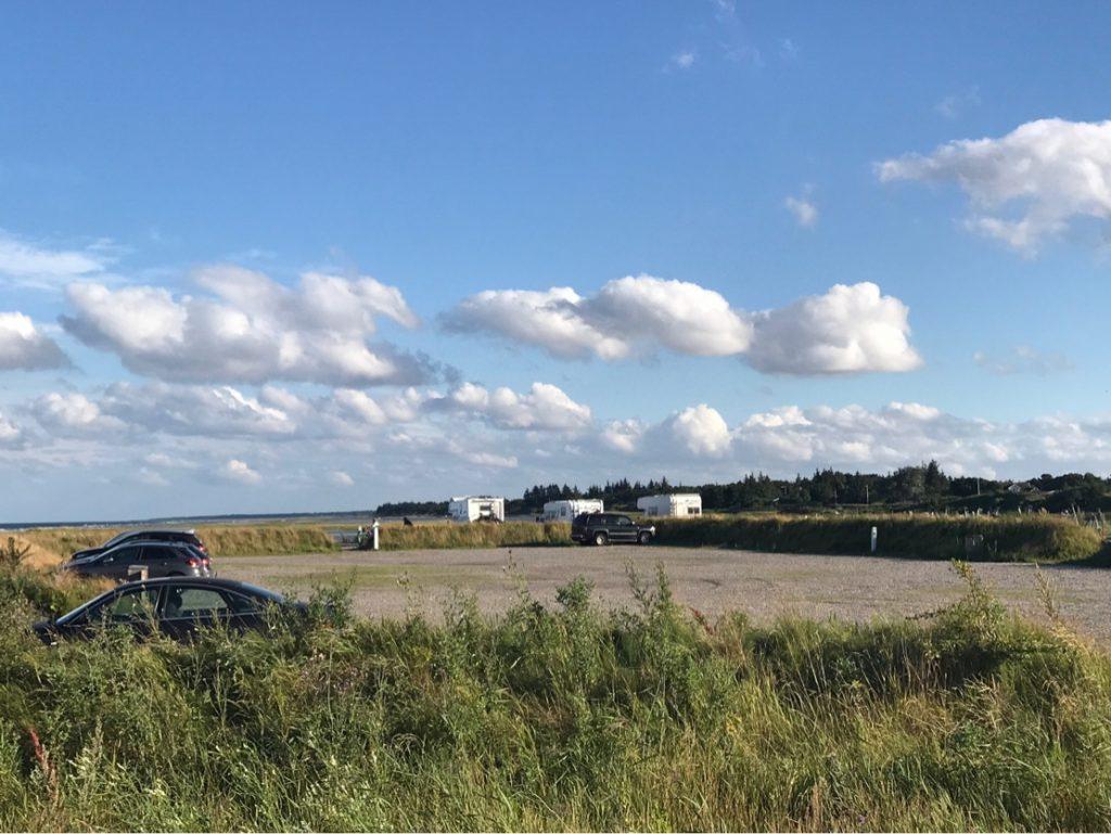 Mit dem Wohnmobil durch Dänemark, Hadsund an der dänischen Ostseeküste