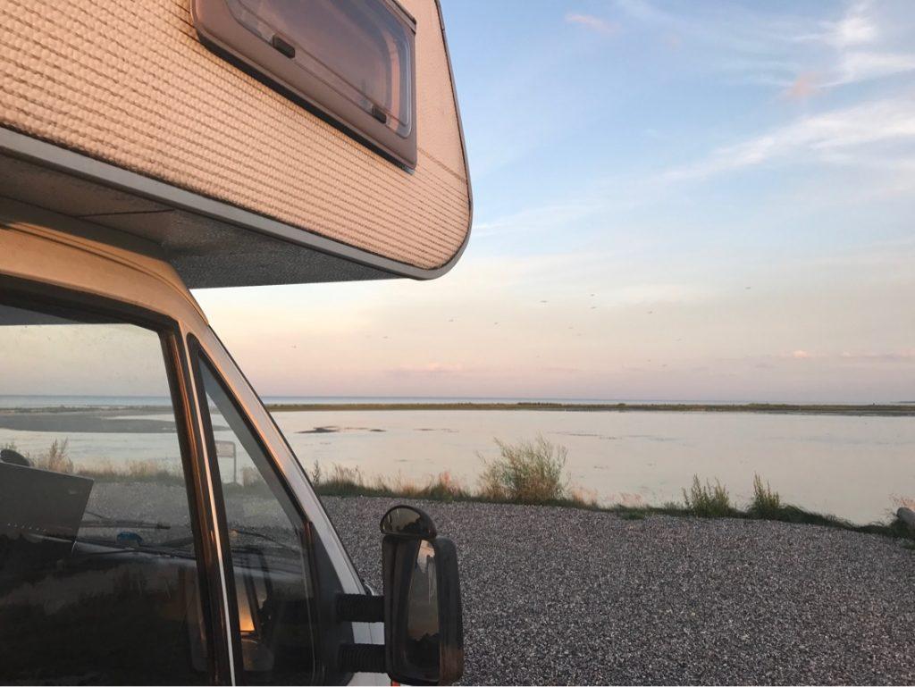 Wohnmobil Tour durch Dänemark