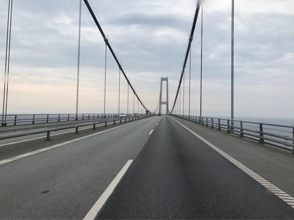 Mit dem Wohnmobil Dänemark