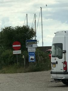 Versteckte Wohnmobil Stellplätze in Dänemark