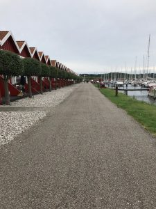 Wohnmobilstellplatz Ebeltoft Dänemark