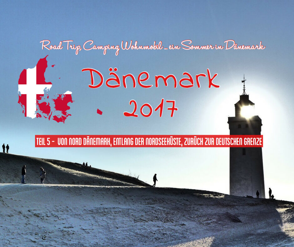 Camping in Dänemark, Alleinfahrerin on Tour!