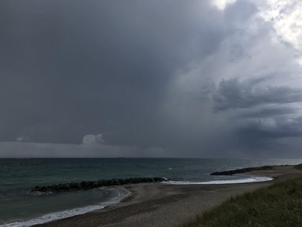 Dänemarks nördlichster Strand