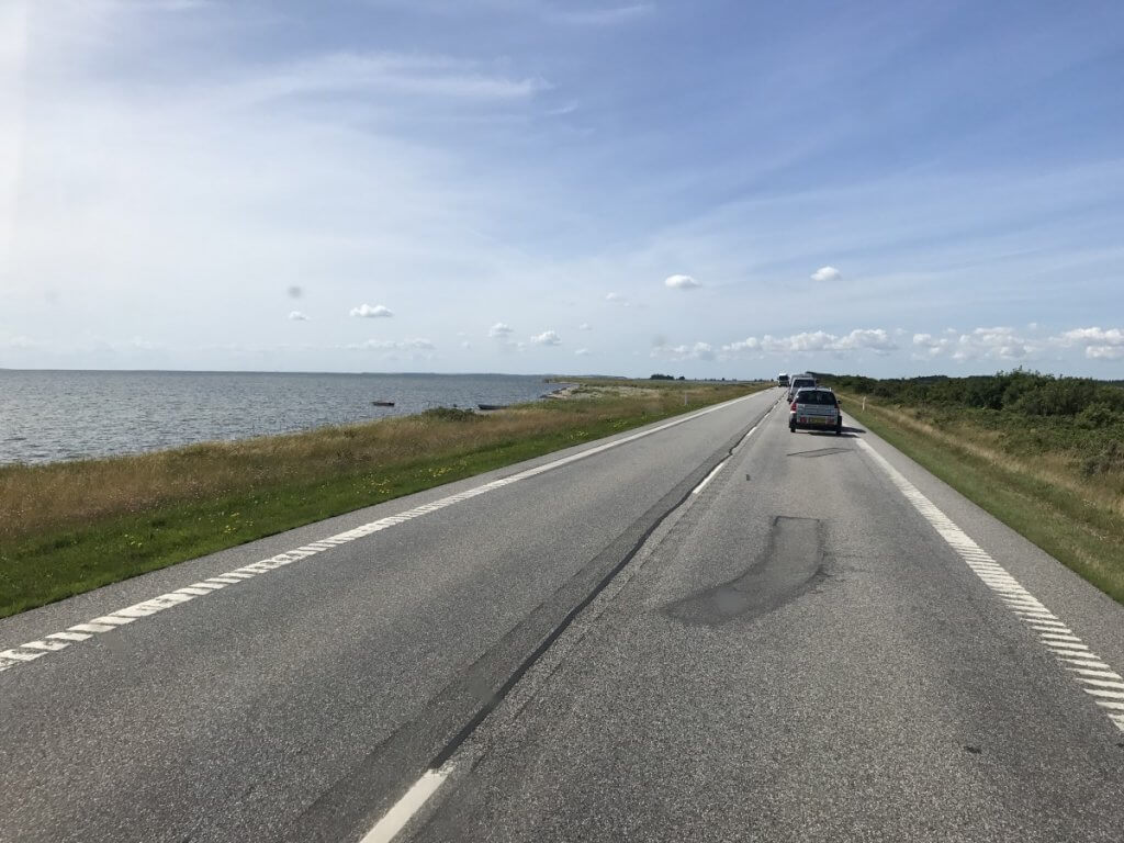 Havide Sande Nordseeküste Dänemark