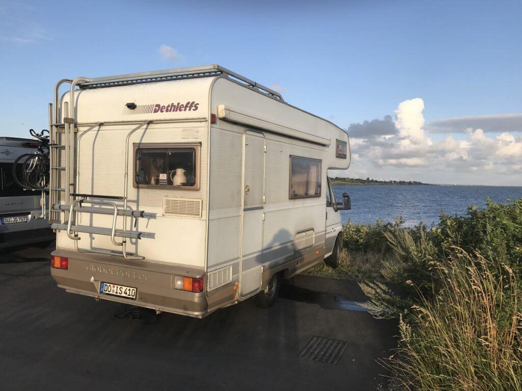 Mit dem Wohnmobil durch Dänemark, Tipps, Tricks und Erfahrungen