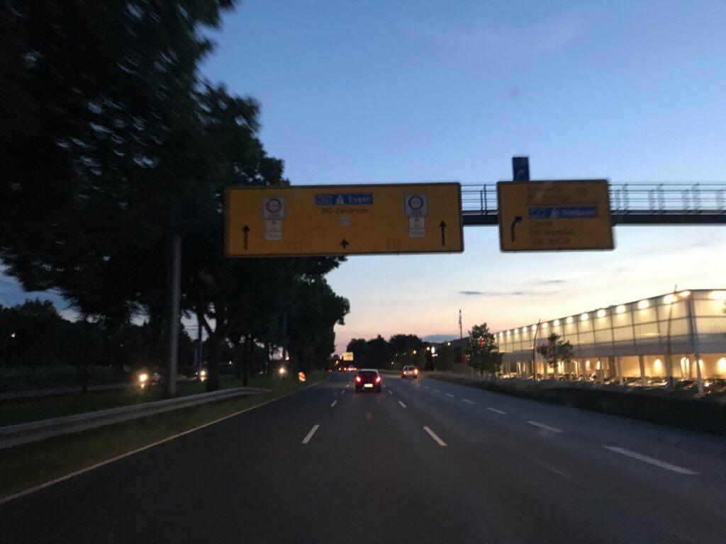 Nach RoadTrip zurück zu hause, Dortmund / Ruhrgebiet / NRW
