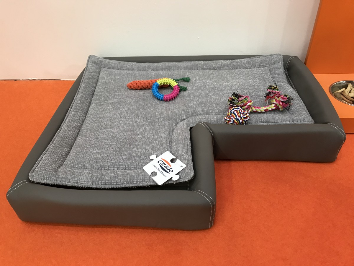 Carado Hundebett mein Highlight der neue Camping Produkte 2017
