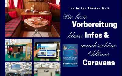 Die schönsten Oldtimer Caravans & klasse Infos für Neu-Camper