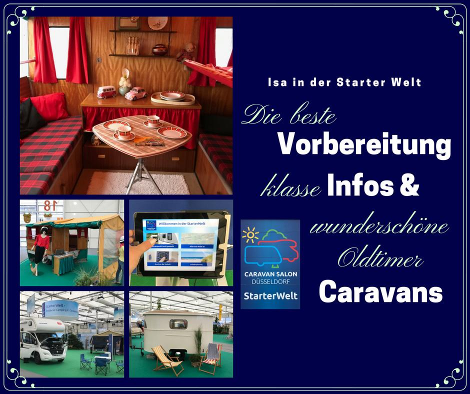 Infos für alle Camping Anfänger und wunderschöne Oldtimer Caravans