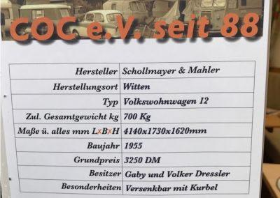 Wohnwagen Steckbrief