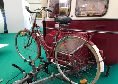 Oldtimer Wohnwagen Ausstellung