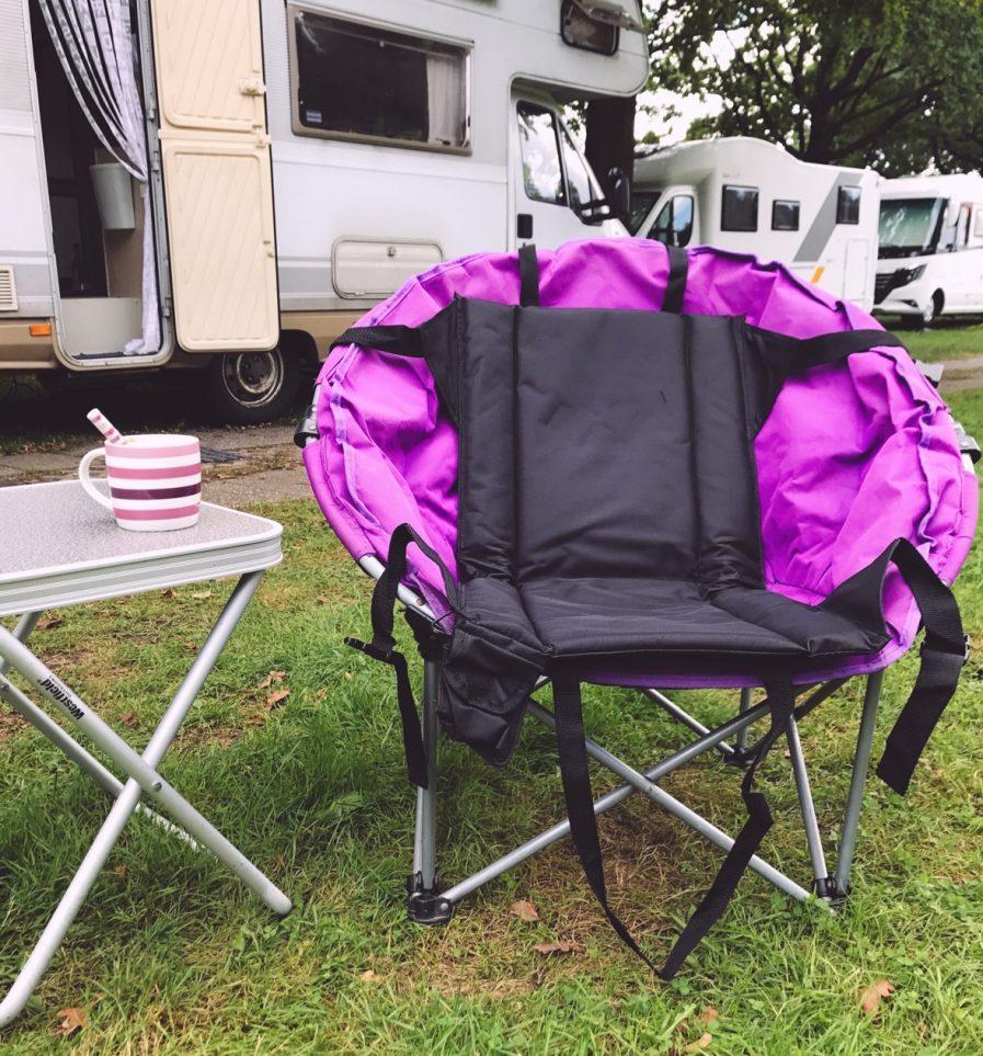 Endlich nicht mehr frieren beim Camping im Herbst und Winter