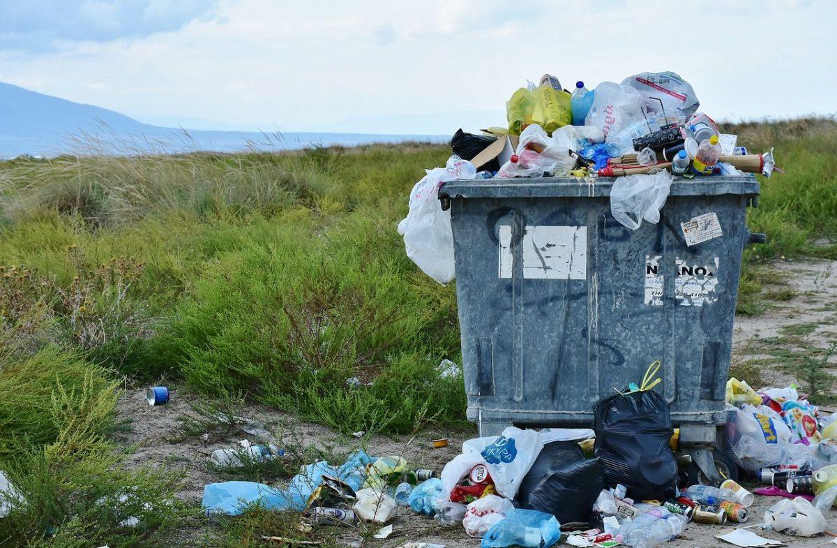 Wohin mit dem Camping Müll?