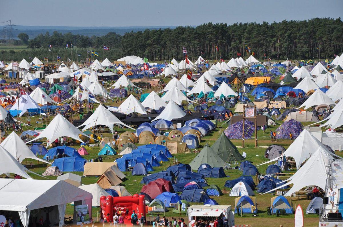 der Camping Boom 2018