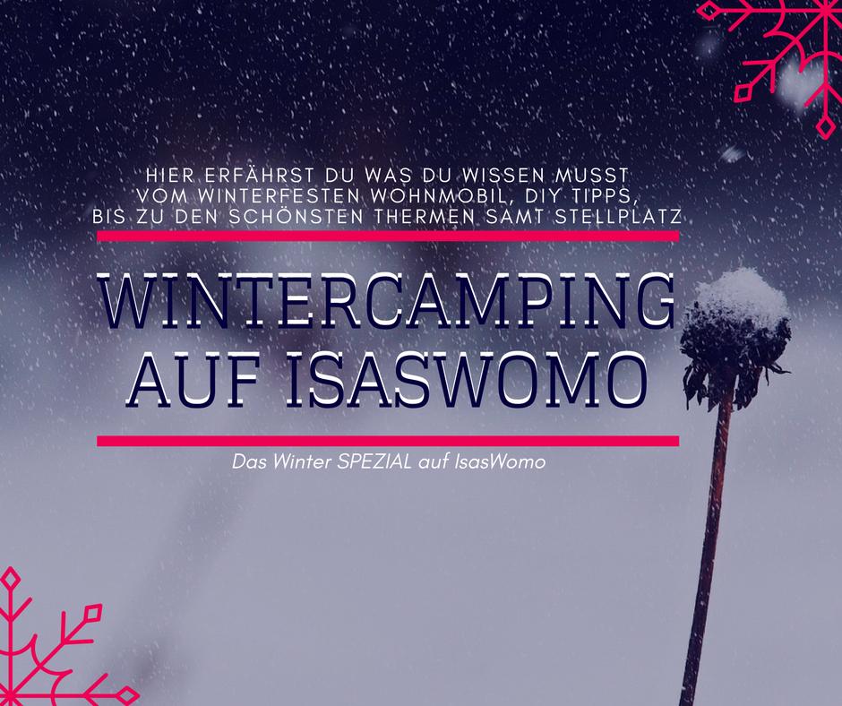 Tipps beim Wintercamping
