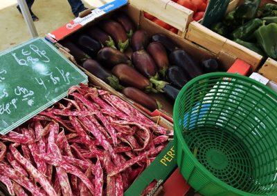 Richtig leckeres Obst und Gemüse