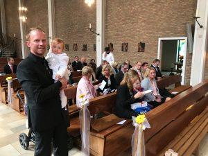 Taufe- mein Patenkind