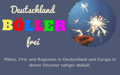 Silvester ohne Feuerwerk in Deutschland und Europa