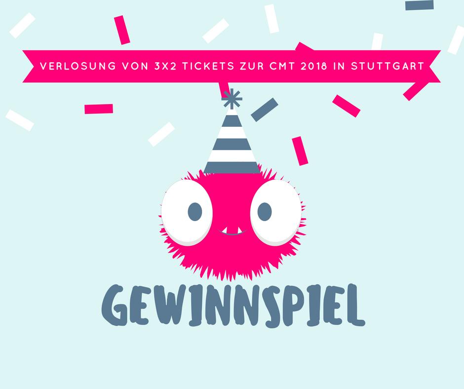 CMT Stuttgart 2018 - Karten zu gewinnen