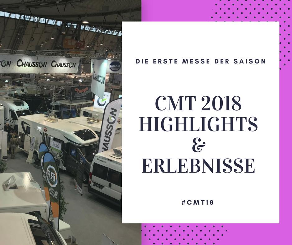 CMT2018 - die Tourismus und Camping Messe in Stuttgart