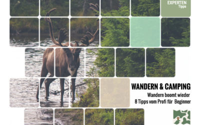 Wandern und Camping – die perfekte Kombination
