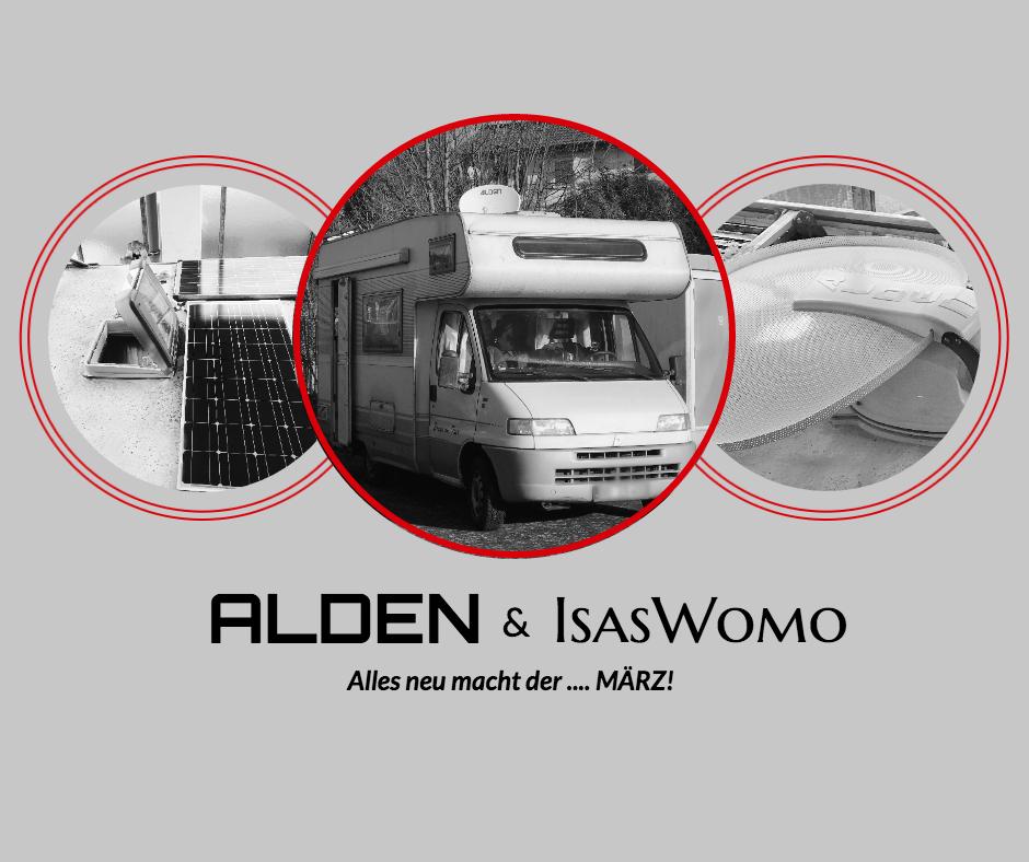 ALDEN Wohnmobilelektronik Blogger Kooperation