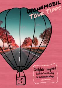 Wohnmobil Stellplatz - Tipps für Deinen ersten Road Trip