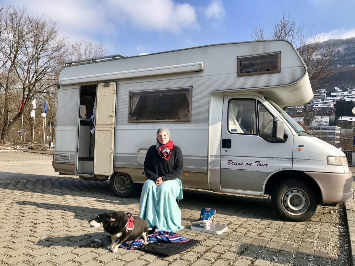 Wohnmobil Stellplatz Bad Urach