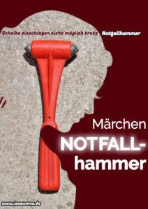 Notfallhammer - Unfall mit Wohnmobil oder PKW
