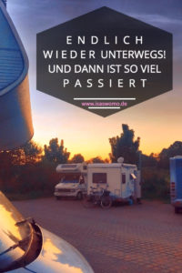 Isa unterwegs - Mit dem Campingcar on the Road