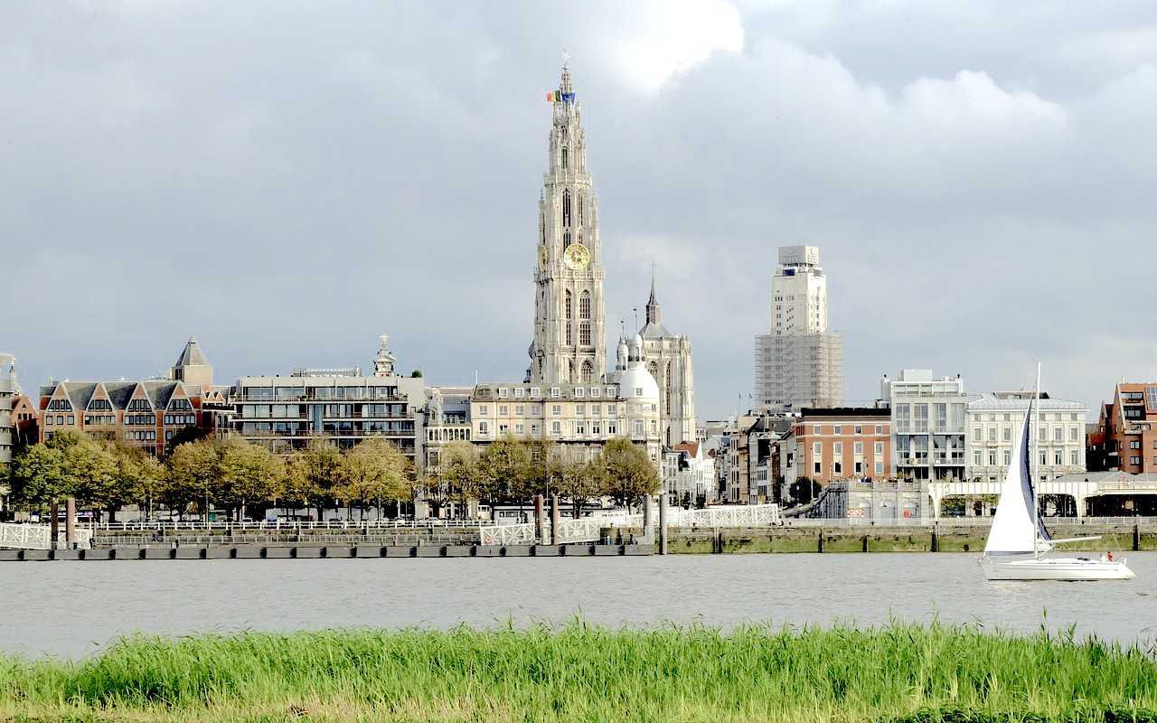 Mit dem Wohnmobil nach Antwerpen