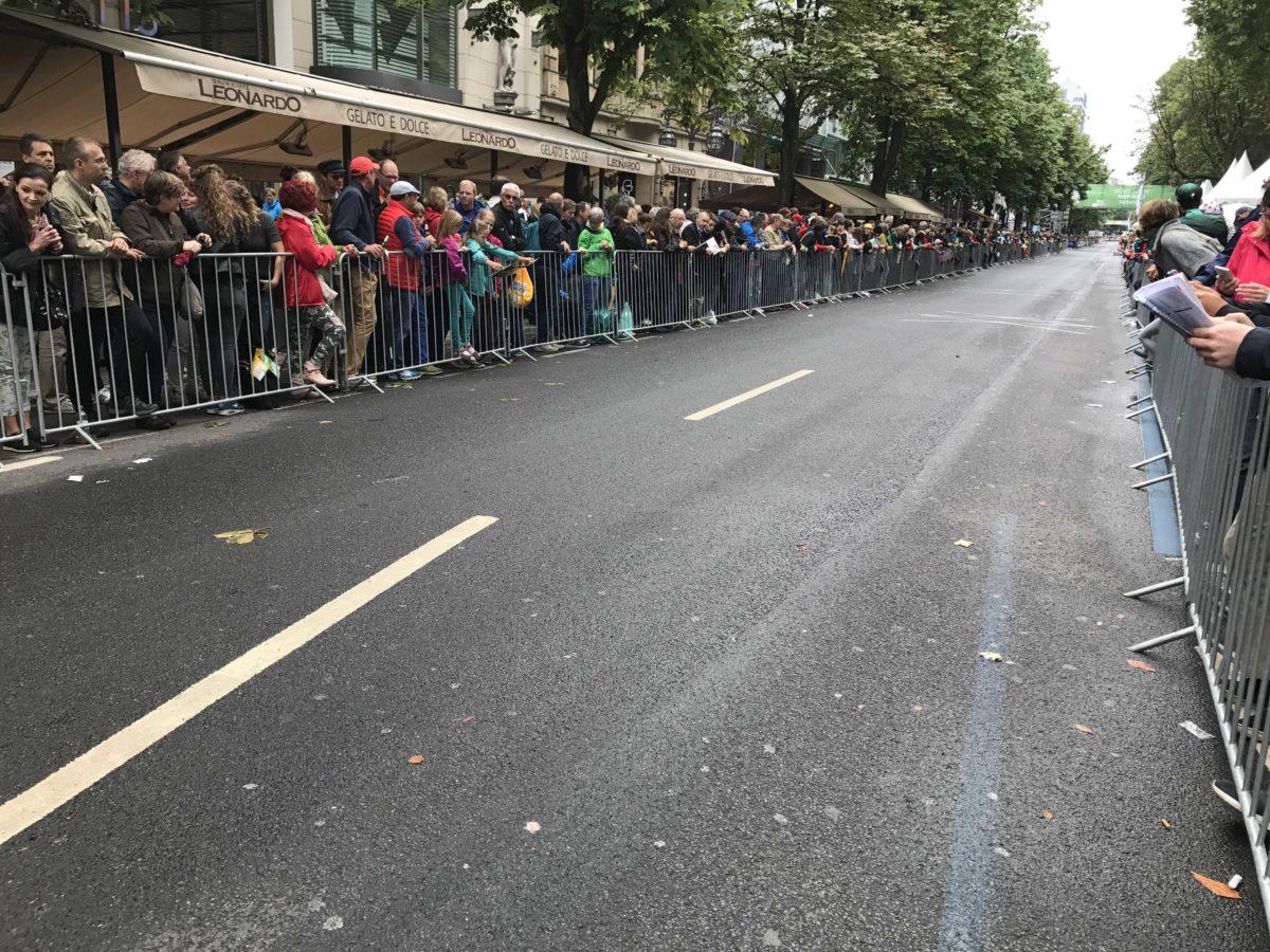 Zuschauer bei der Tour de France