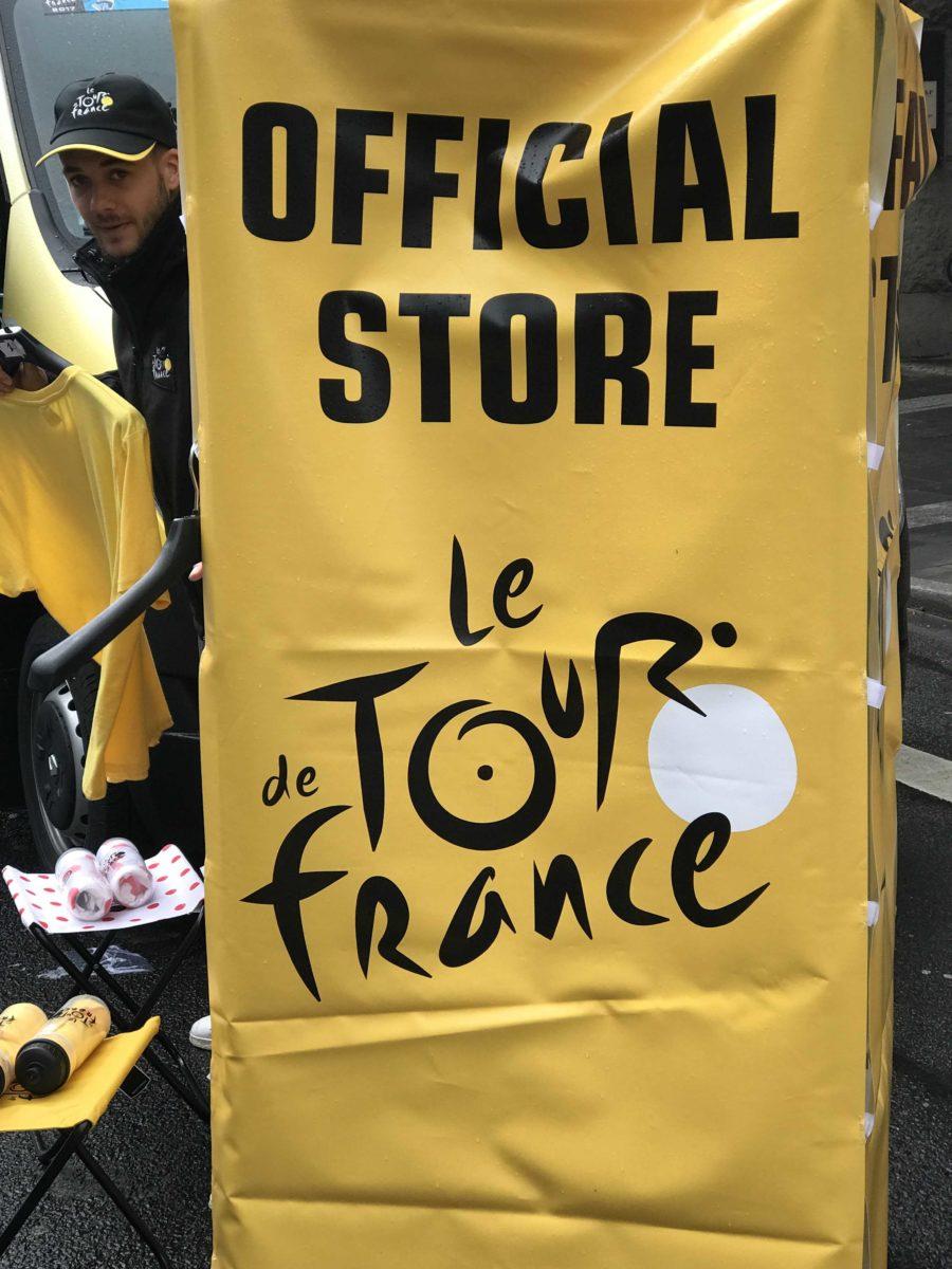 Souvenirs von der Tour de France