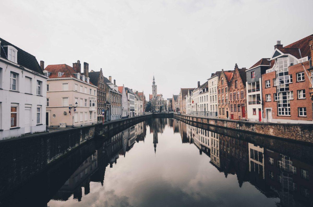 Eine Wohnmobiltour durch Belgien - Antwerpen