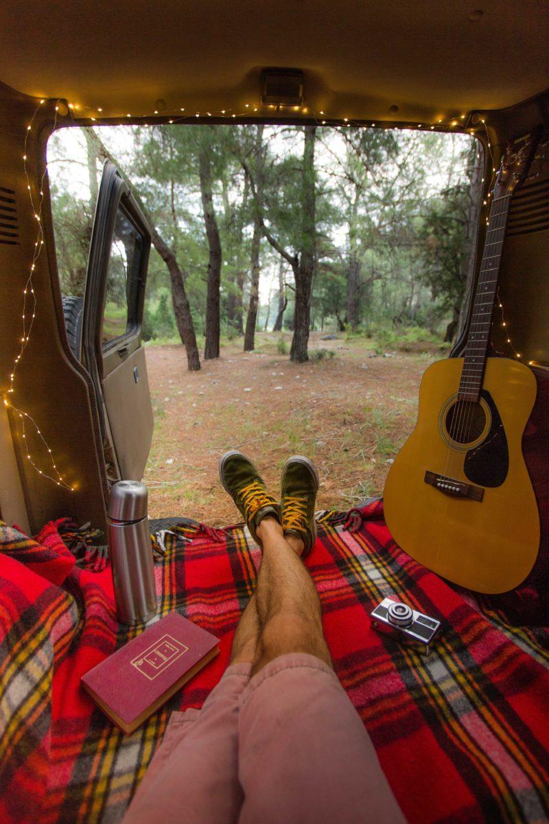 Camping in den Sommerferien - Tipps für den erste Camping Urlaub