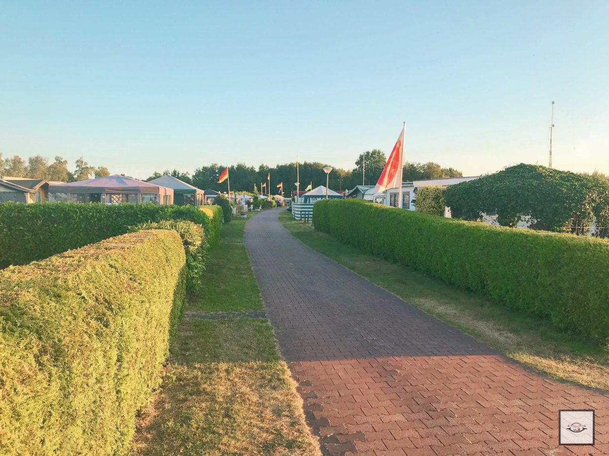 Camping Kultur in Deutschland