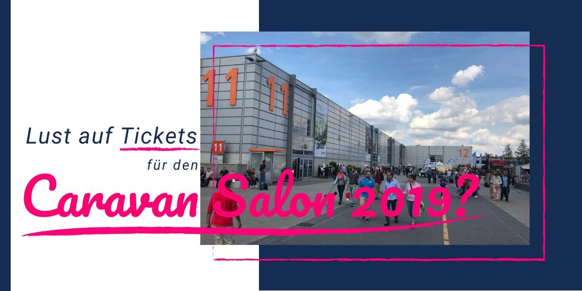 Caravan Salon in Düsseldorf, das sollest Du wissen & Tickets gewinnen
