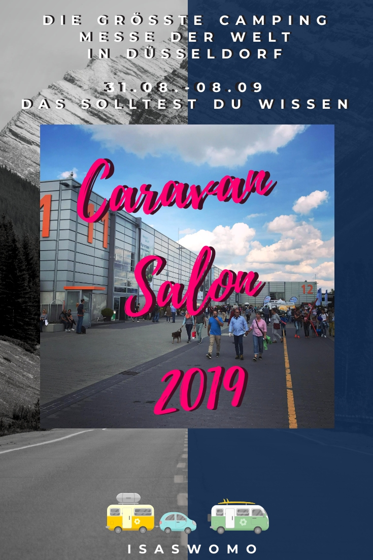Caravan Salon 2019 in Düsseldorf