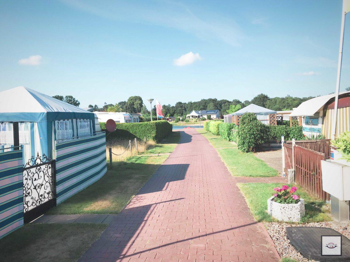 Kleiner, gemütlicher Campingplatz in Niedersachsen