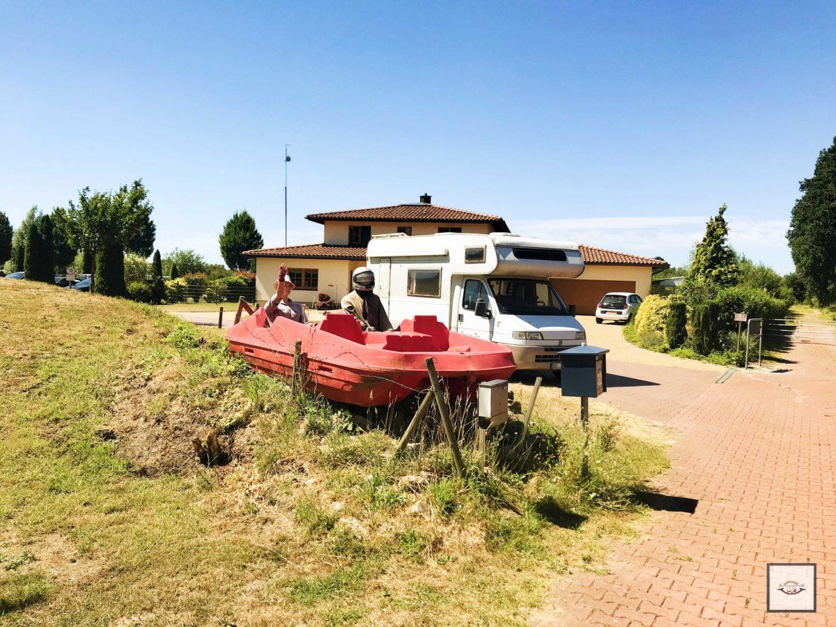 Kleine Campingplätze für die Reise in die Niederlande