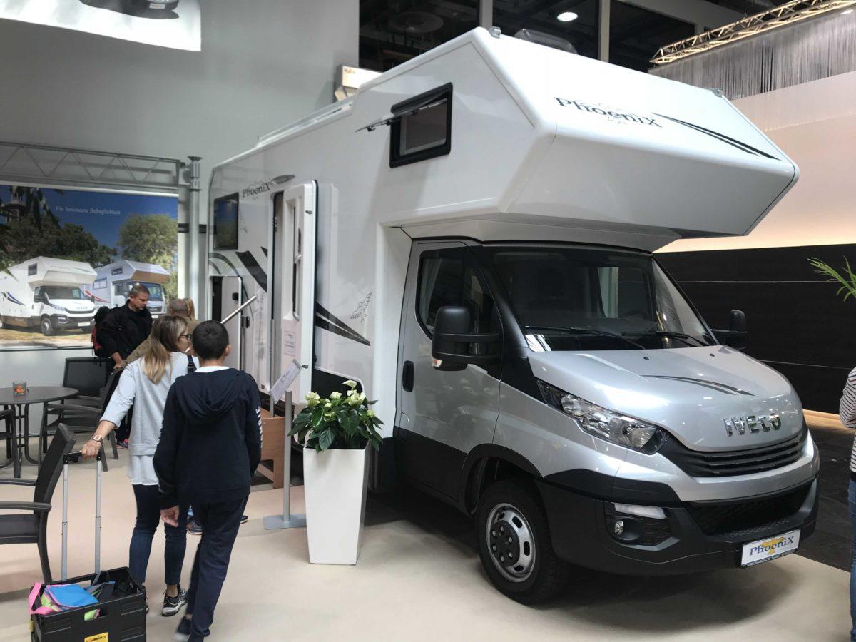 Phönix Wohnmobil für Alleinfahrer